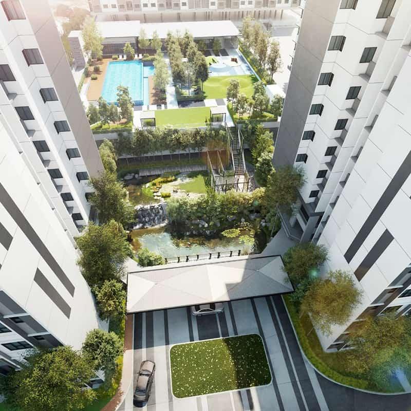 Embayu Residence Damansara West