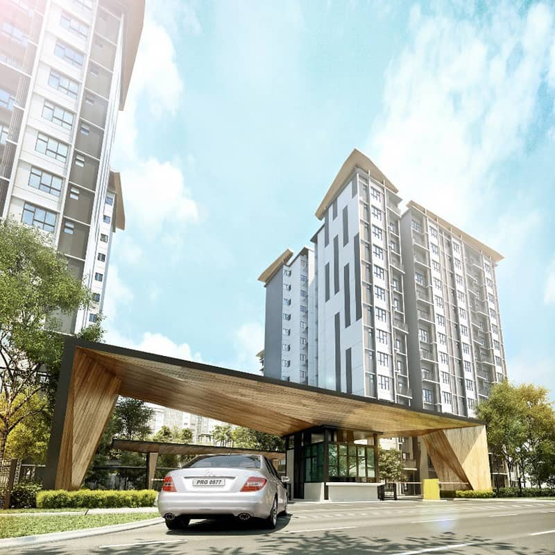 Embayu Residence Damansara West
